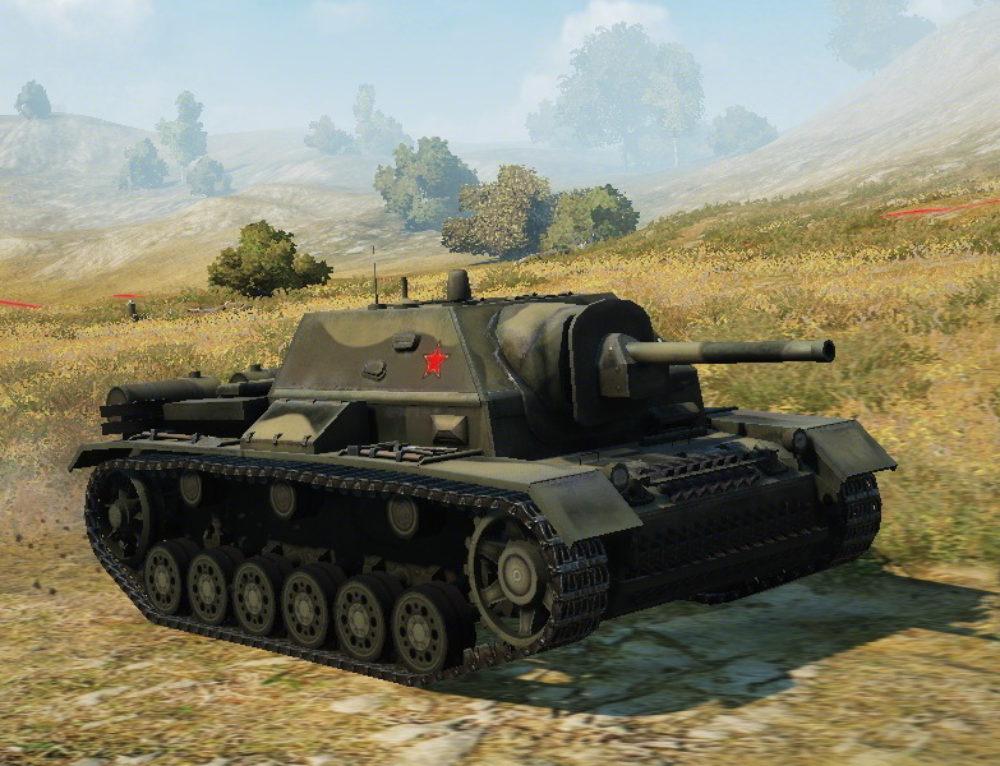 СУ-76И в World of Tanks