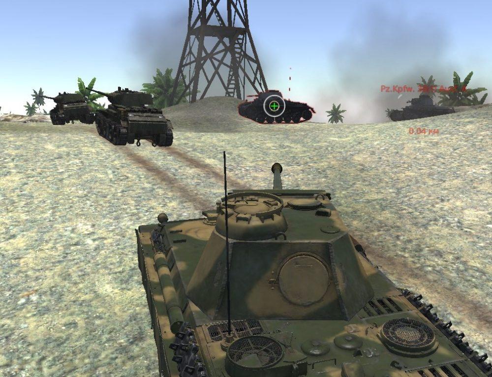 Аркадный режим в War Thunder