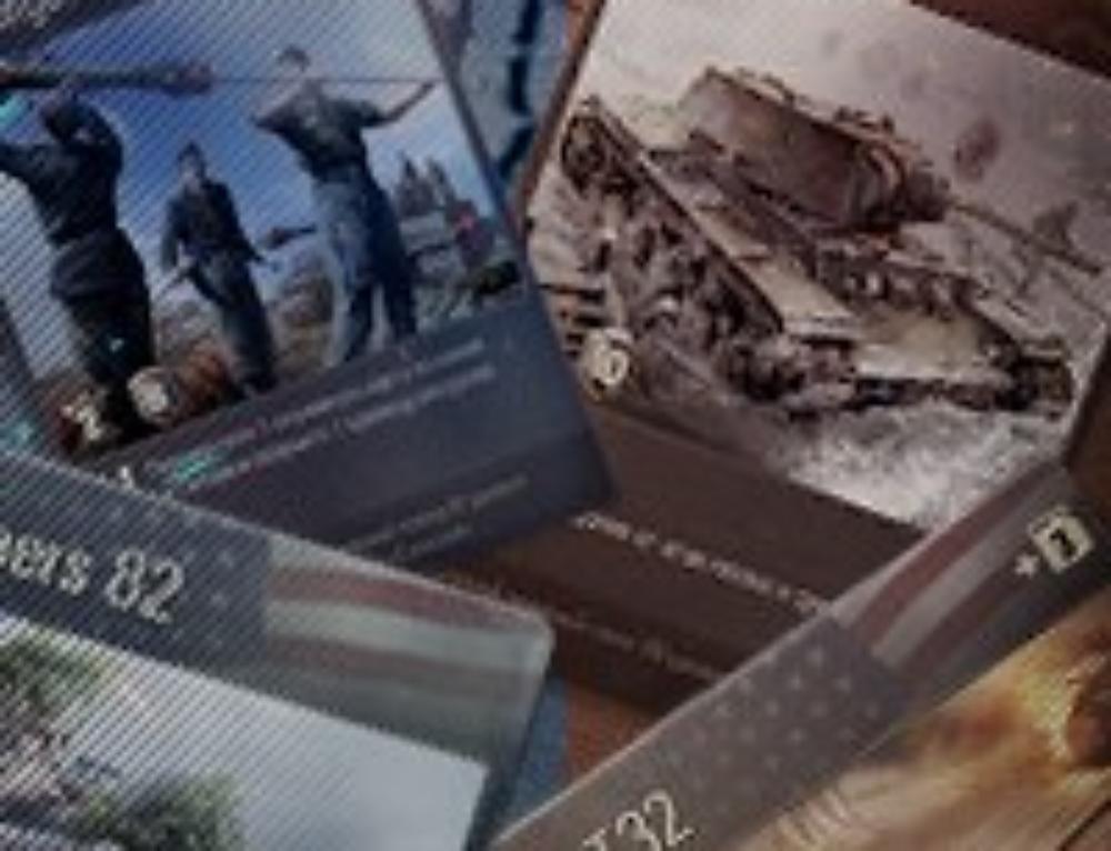 Колода и карты в WoT Generals