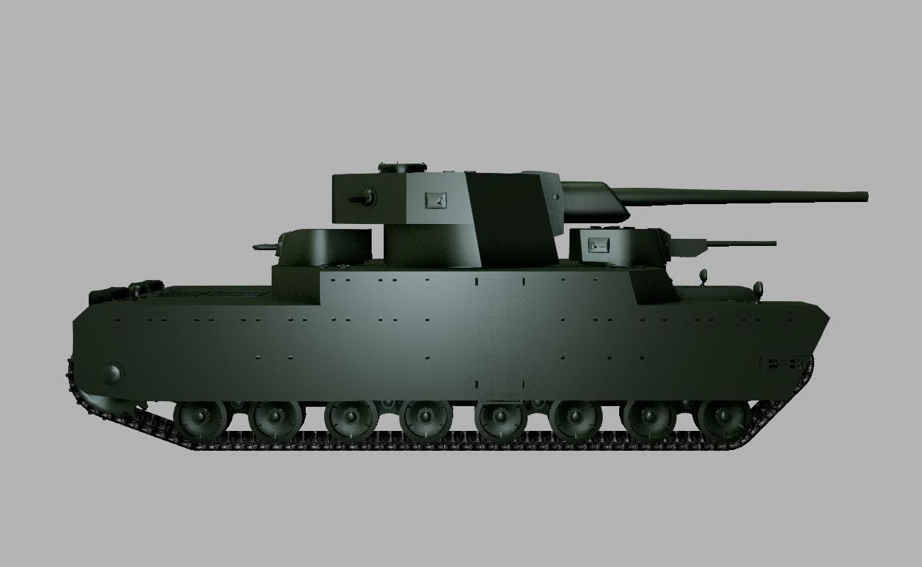 речь фото танка ратте с боку время
