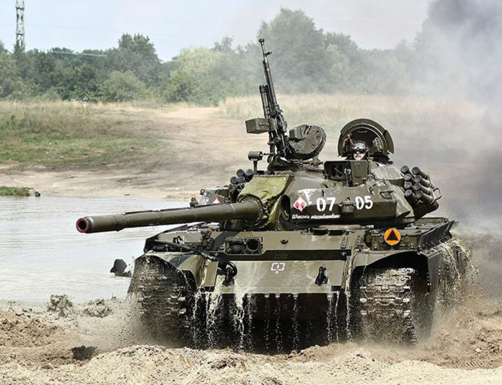 Польские танки в Armored Warfare