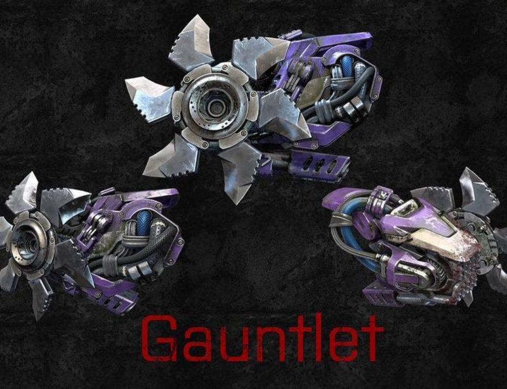 Оружие Quake Champions