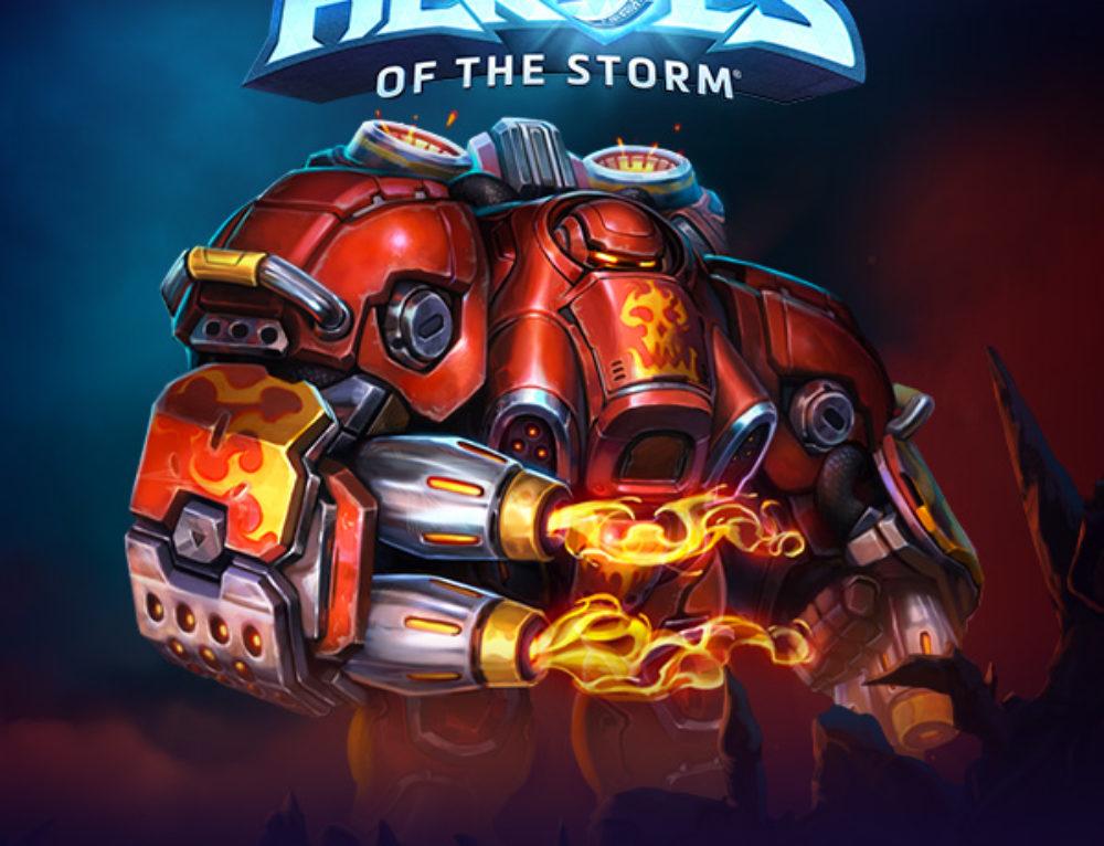 Блэйз Heroes of the Storm