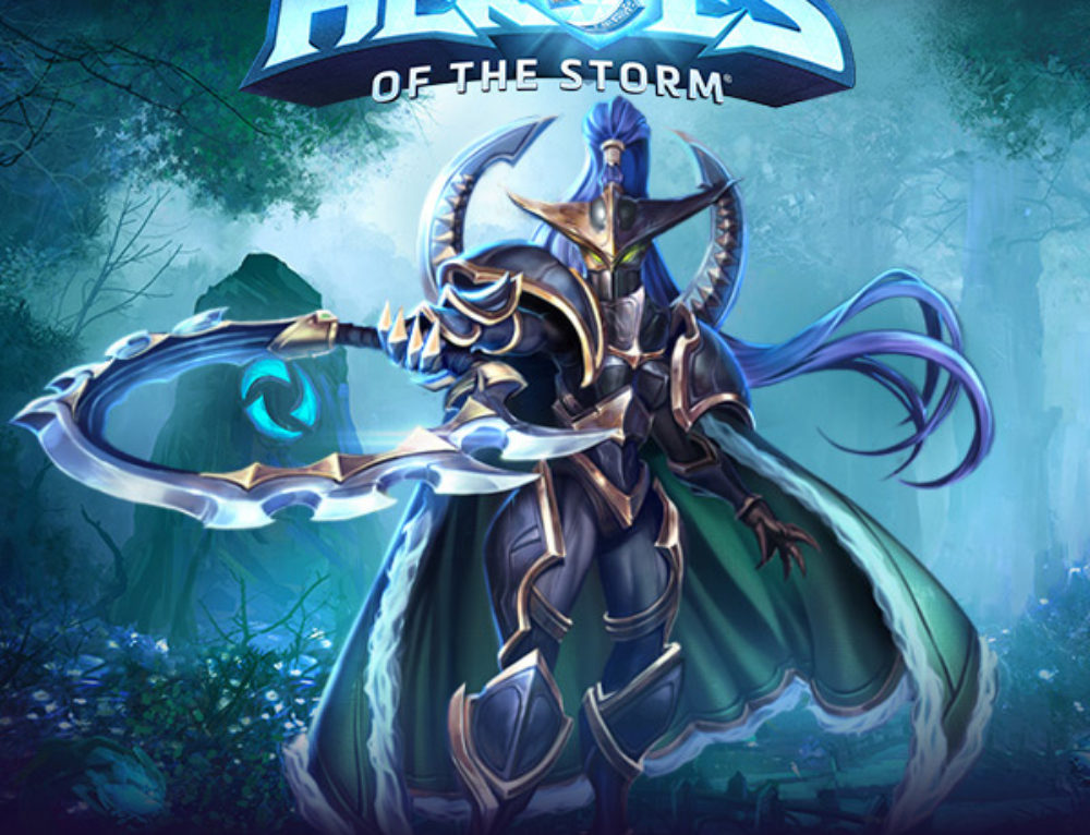 Майев Heroes of the Storm