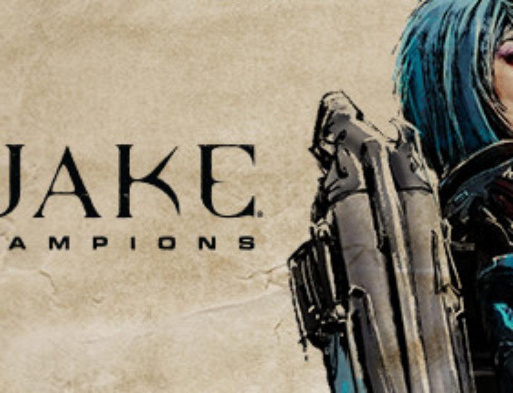 Как сменить ник в Quake Champions