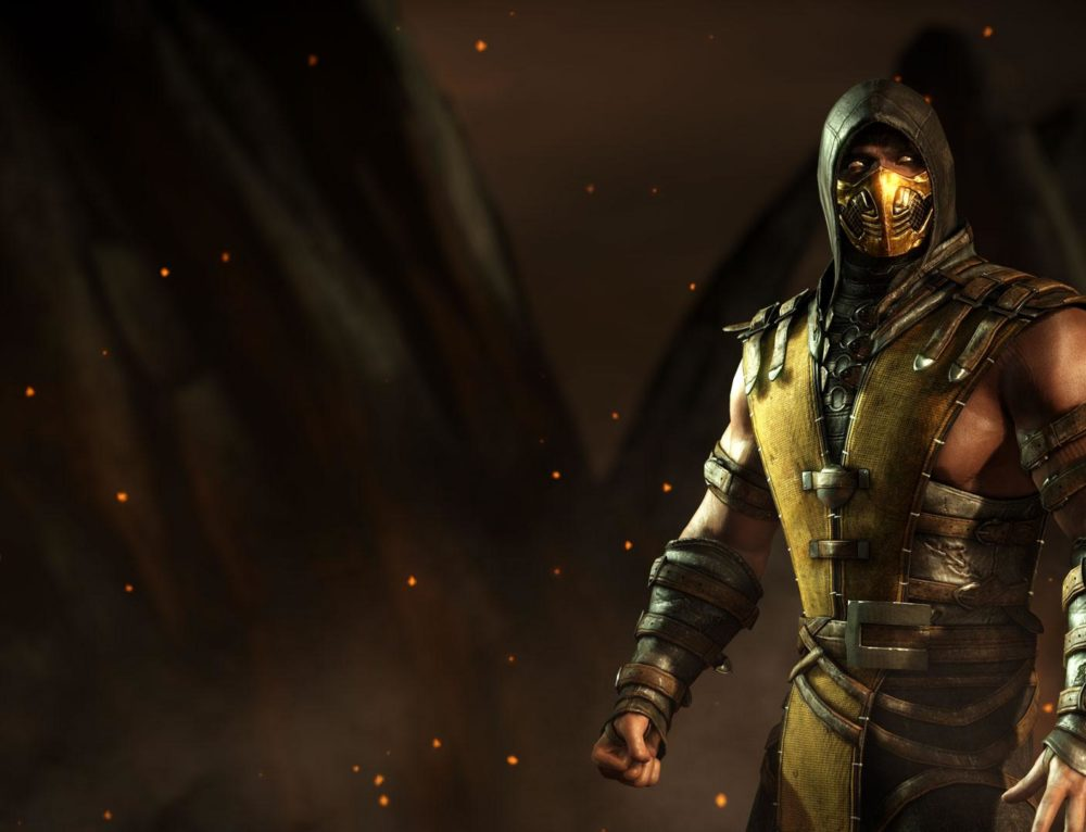 Scorpion Mortal Kombat X