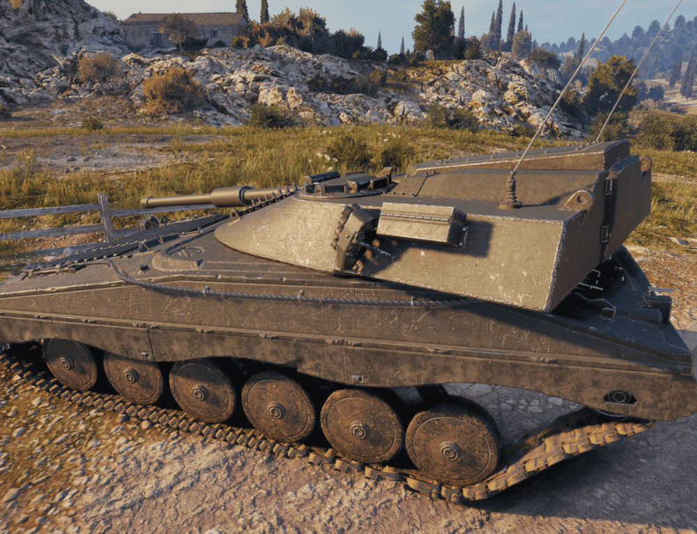 UDES 16 в World of Tanks