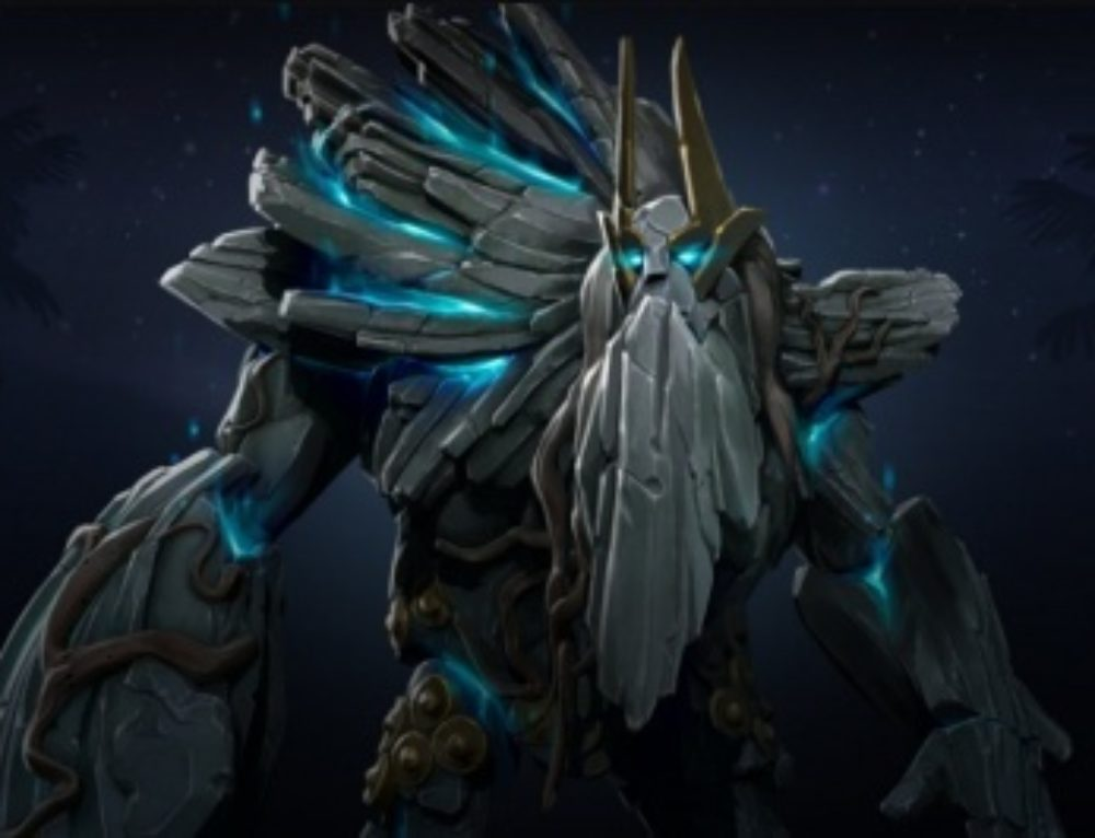 Majesty of the Colossus Dota 2