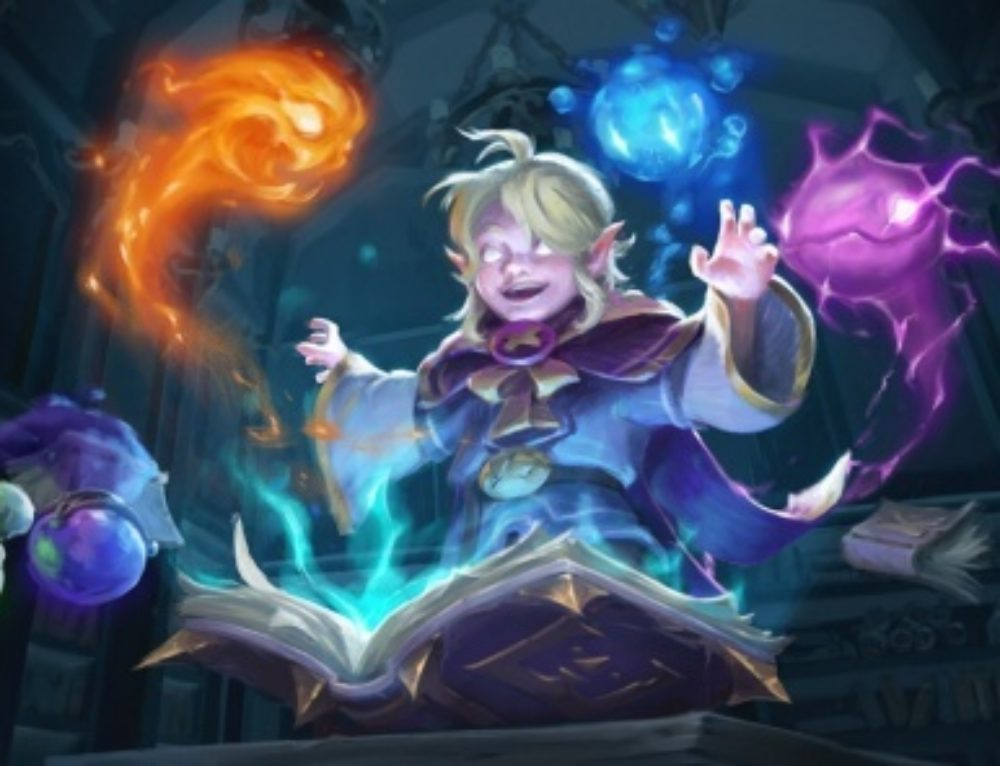 Acolyte of the Lost Arts Dota 2