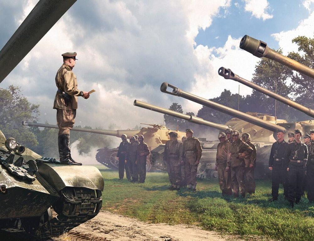Универсальный экипаж World of Tanks