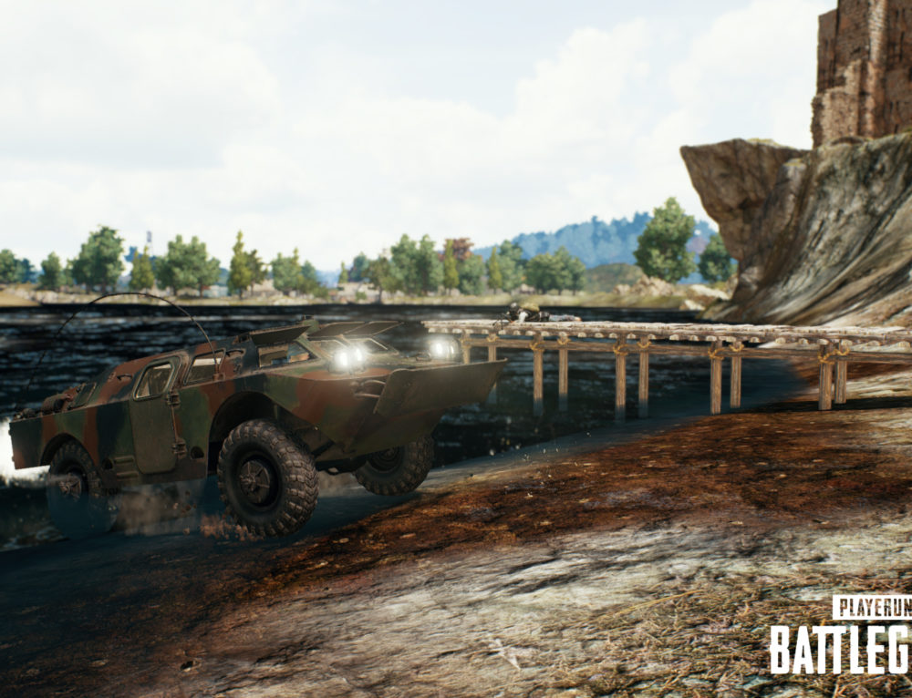 BRDM-2 PUBG