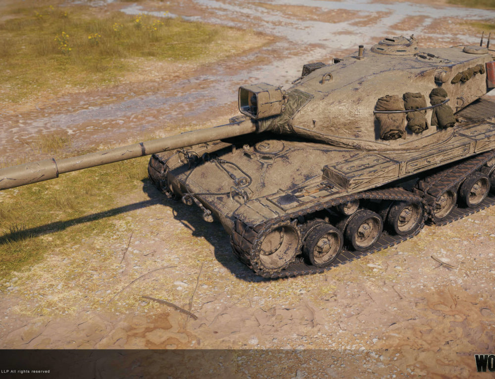 AE Phase I — World of Tanks
