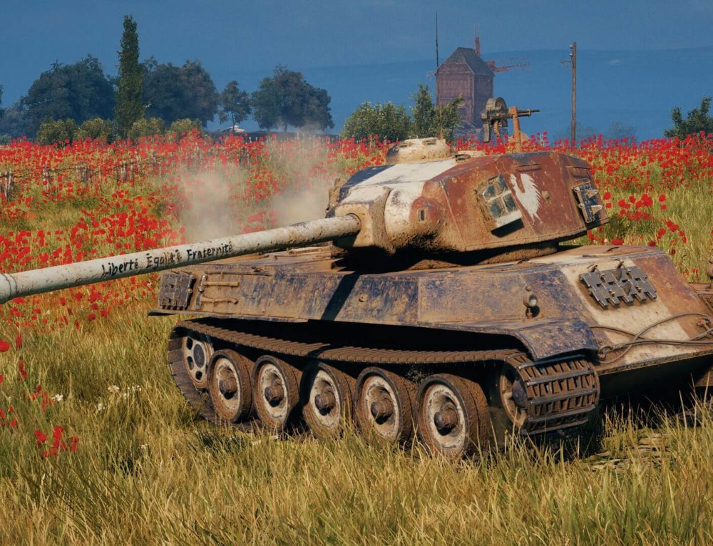 AMX M4 49 Liberté — World of Tanks