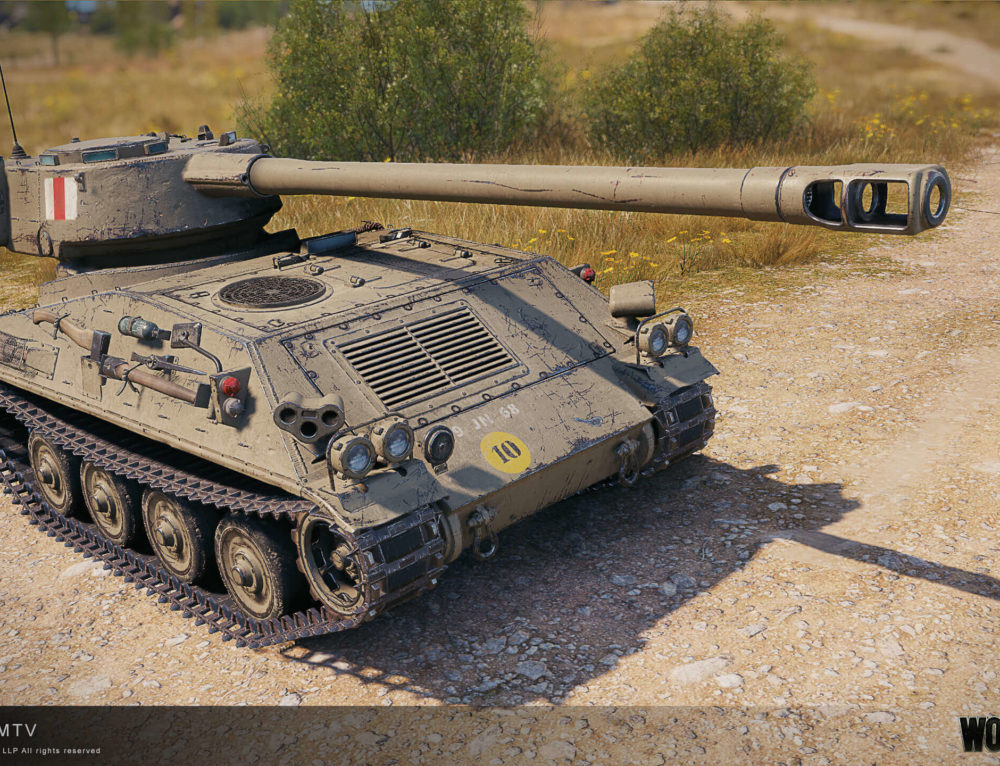 LHMTV — World of Tanks
