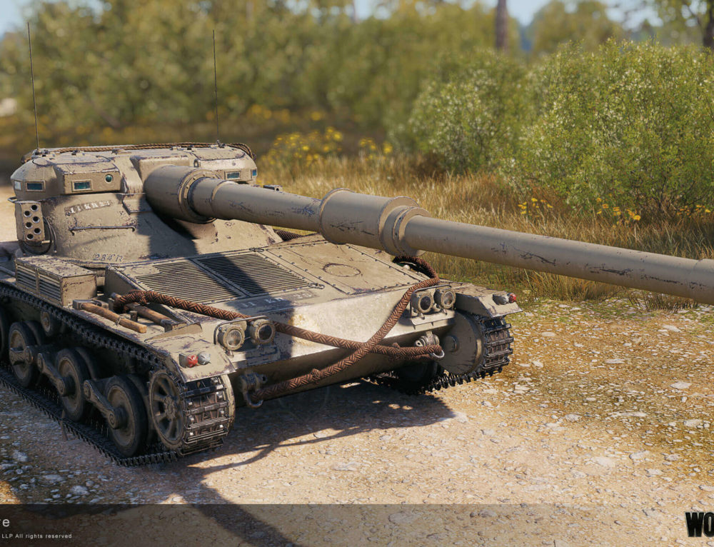 Manticore — World of Tanks