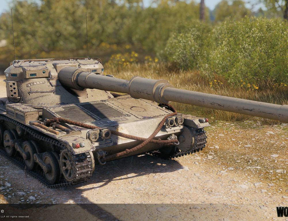 Manticore — World of Tanks