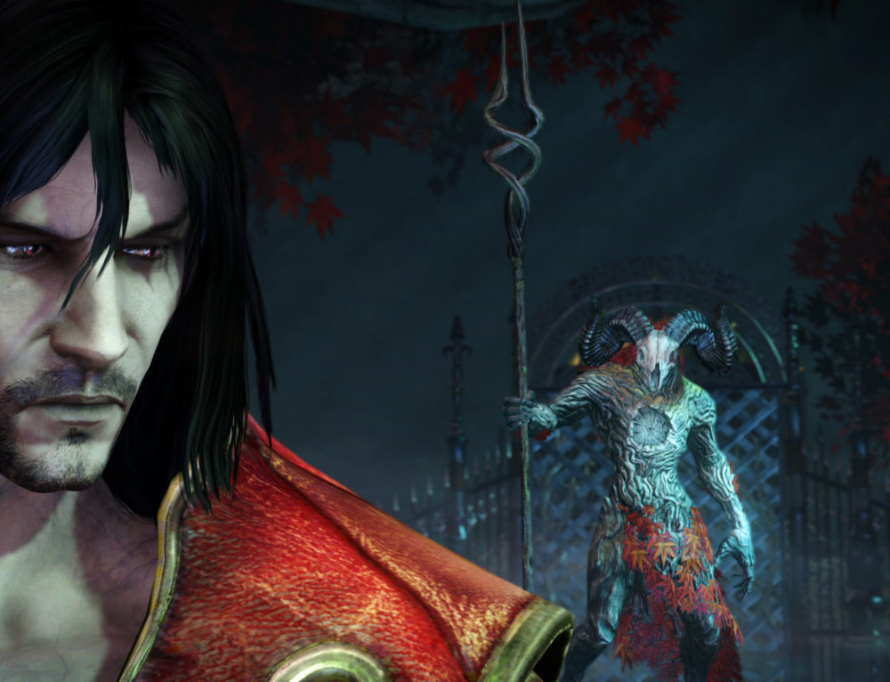 Обзор игры Castlevania: Lords of Shadow 2