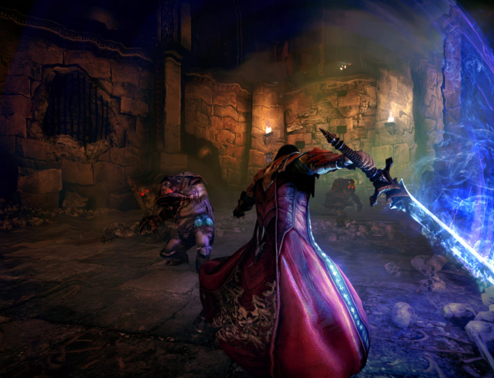Системные требования Castlevania: Lords of Shadow 2