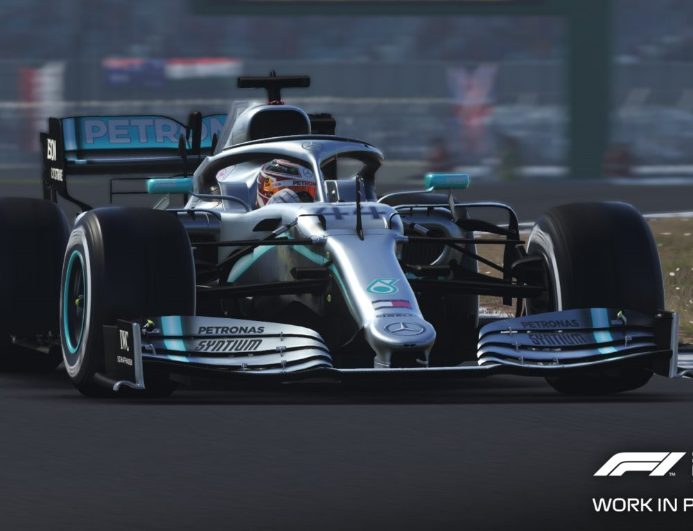 Системные требования F1 2019