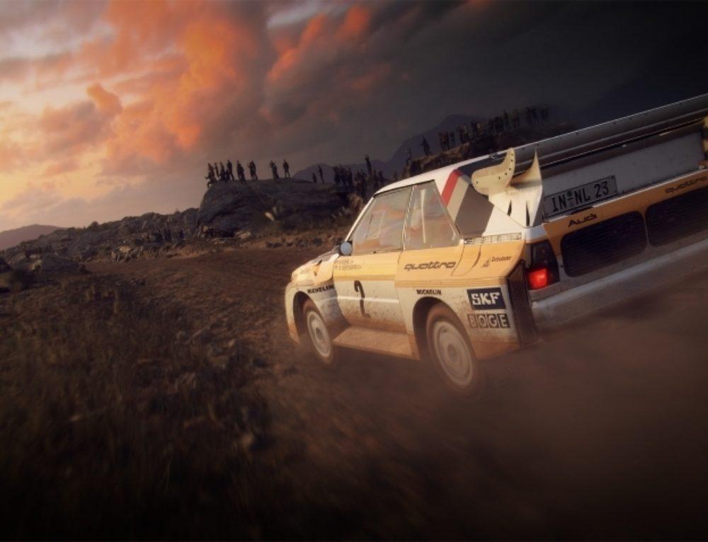 Системные требования DiRT Rally 2.0