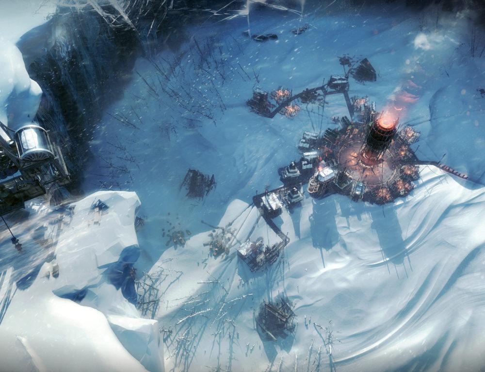 Системные требования Frostpunk