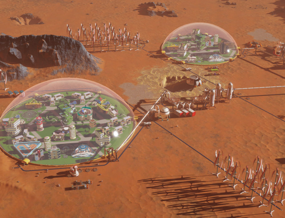 Системные требования Surviving Mars