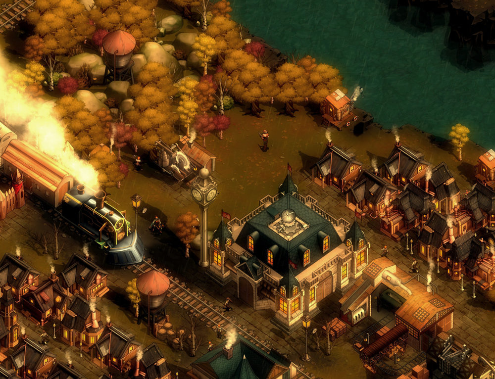 Системные требования They Are Billions
