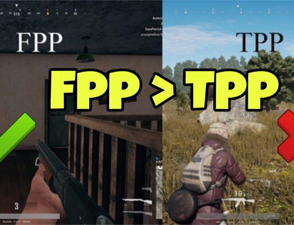 TPP и FPP в PUBG — Что это?