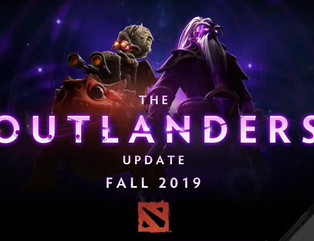 The Outlanders — Dota 2