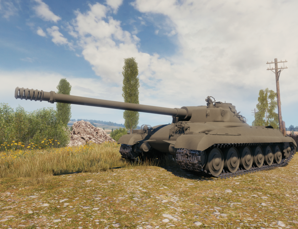 Объект 752 — World of Tanks