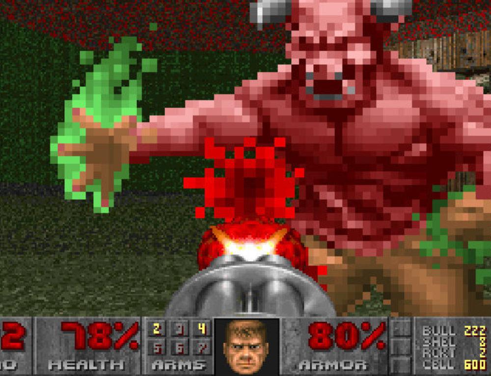 Системные требования Doom 2