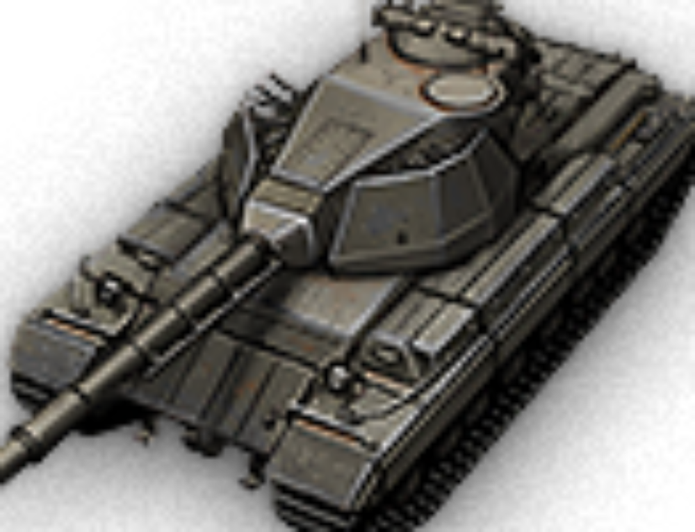 Super Conqueror — World of Tanks