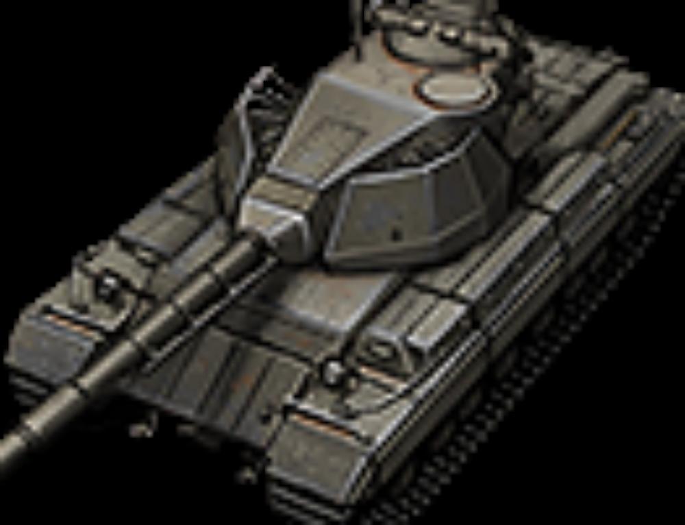 Super Conqueror — World of Tanks