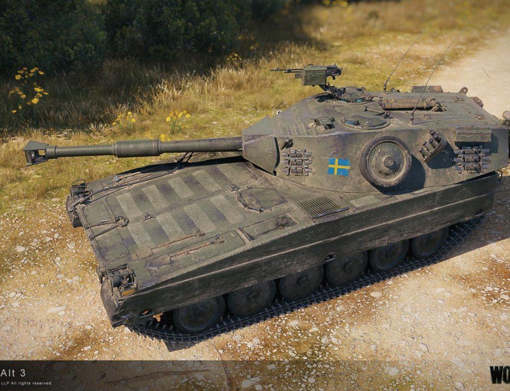 UDES 03 Alt 3 — World of Tanks