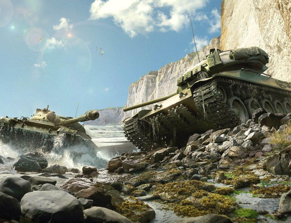 Демонтажный набор World of Tanks