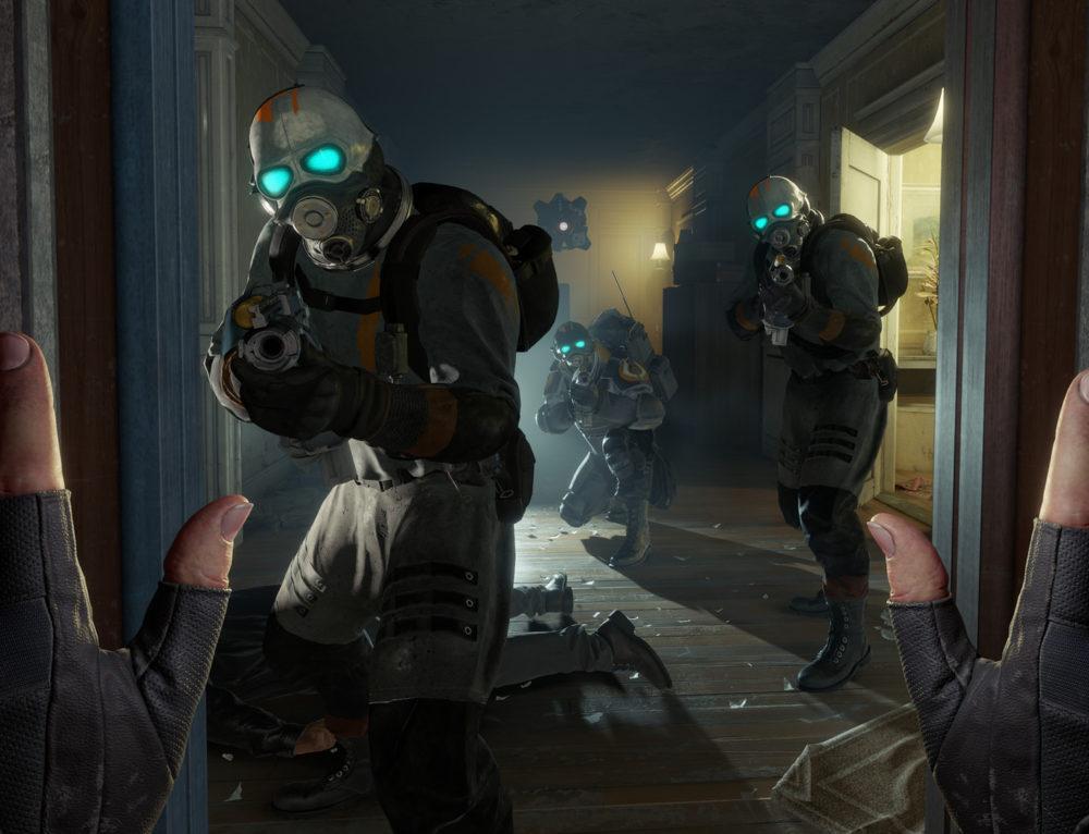 Системные требования Half Life Alyx