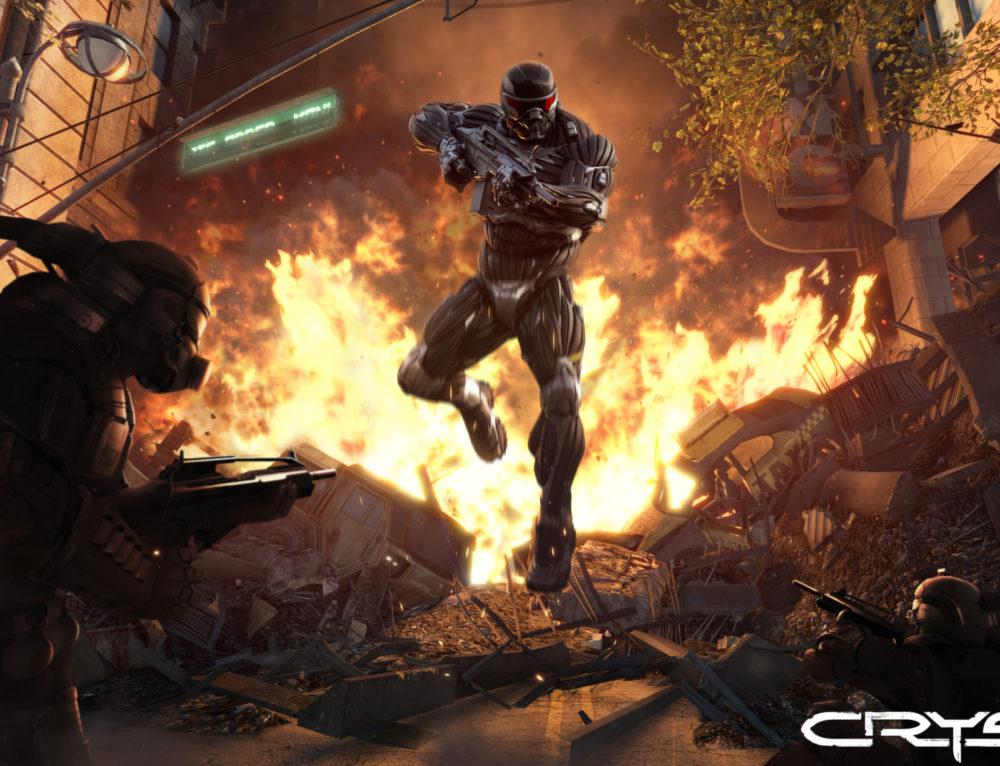 Системные требования Crysis 2