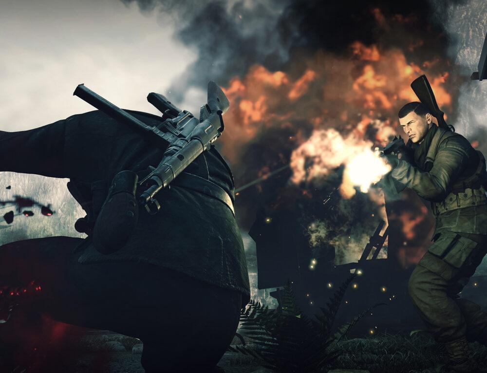 Системные требования Sniper Elite 4