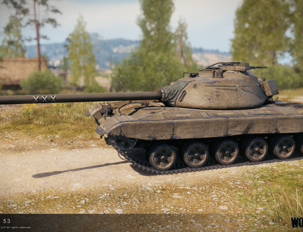 CS-53 — World of Tanks