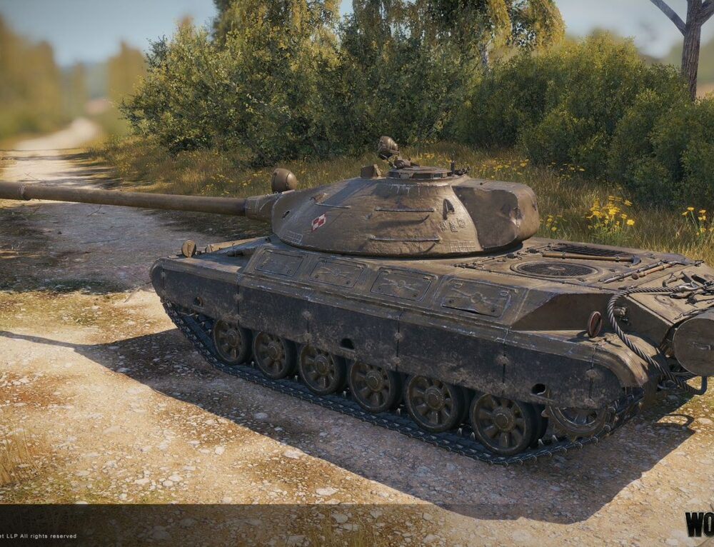 CS-63 — World of Tanks