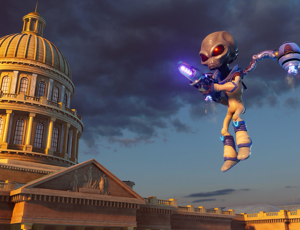 Системные требования Destroy All Humans!