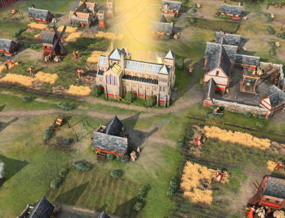 Системные требования Age of Empires IV