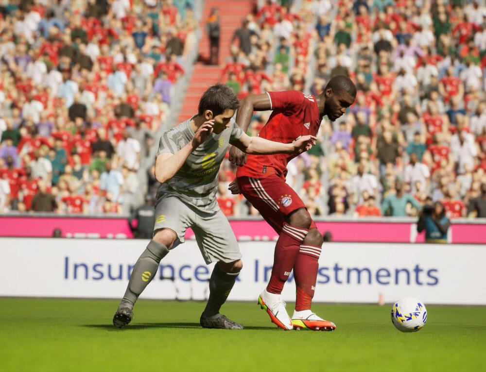Системные требования eFootball 2022