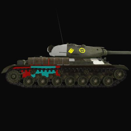 Мхитарян где находиться боеукладка на танке ис3 МАМУ Клубняк (МАМА