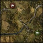 Карта Редшир
