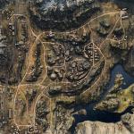 Карта Северо-Запад