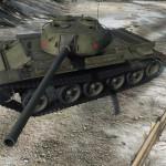 T-54 облегченный — советский ЛТ VIII уровня