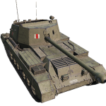 Archer — британская ПТ-САУ V уровня