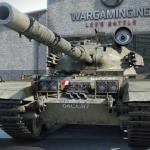 Centurion Action X — новый британский СТ X уровня