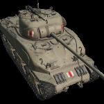 Sherman Firefly — британский СТ VI уровня